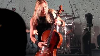Apocalyptica Shadowmaker Tour 2015 Live Barcelona (DEAD MAN´S EYES)