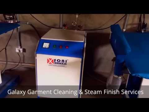 First Fully Automatic Laundry And Dry Cleaning Machines Installed In Kashmir (XSoni  Systems Pvt. Lt