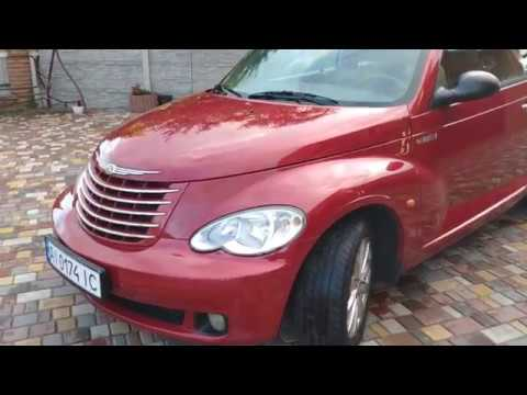 CHRYSLER PT Cruiser 2.4 Cabriolet Обзор