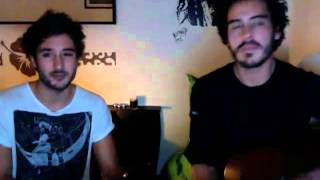 "Fréro Delavega - ""Cry  Me A River""  (cover Justin Timberlake)"