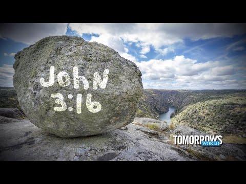 John 3:16 – So Misunderstood