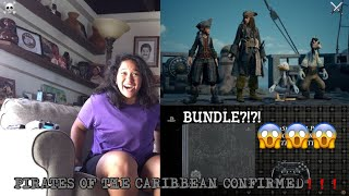I'M TRADING IN EVERYTHING FOR THIS BUNDLE!!! Kingdom Hearts 3 Sony Trailer REACTION❗️❗️❗️
