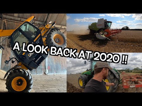 A YEAR ON THE FARM! A LOOK BACK AT 2020!!