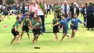 Bulletjie Rugby - Hennops wit VS Wierdapark rottweilers