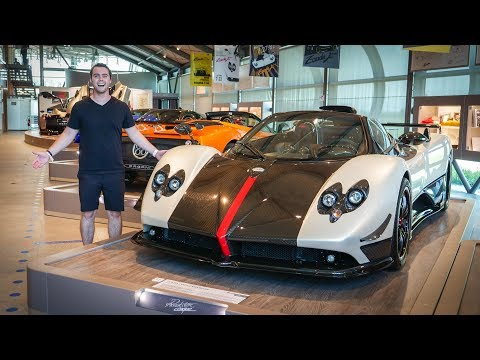 This $5 million Pagani Has 300,000 Miles On It!!