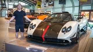 This $5 million Pagani Has 300,000 Miles On It!!