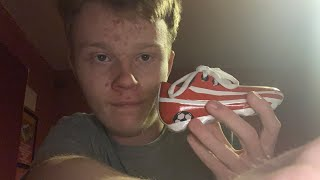 Behind The Scenes - My Liverpool Money Shoe