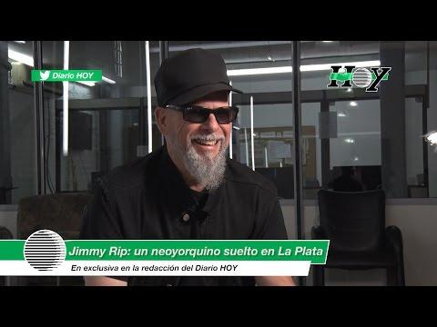 Jimmy Rip: un neoyorquino suelto en La Plata