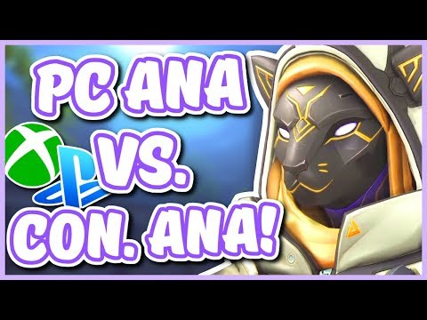 Overwatch - PC ANA VS. CONSOLE ANA thumbnail