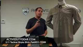 511 Stryke Shirt Review