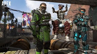 New Battle Royale Apex Legends LIVE