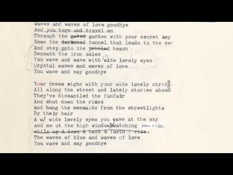 Nick Cave & The Bad Seeds - Wide Lovely Eyes (Lyric Video)