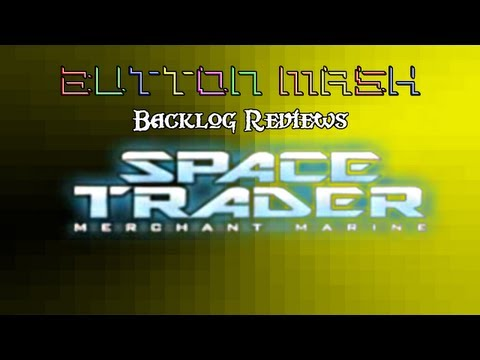 The Backlog Reviews -  Space Trader: Merchant Marine