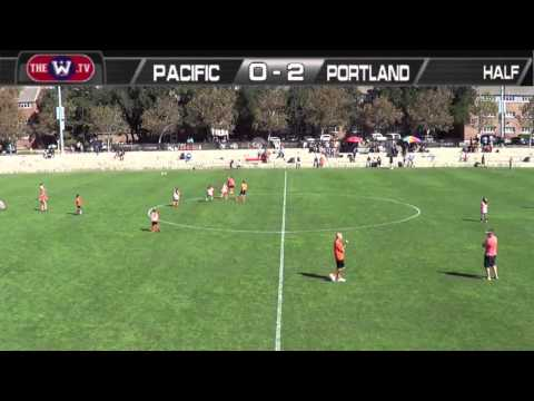 Women's Soccer: Pacific vs. Portland