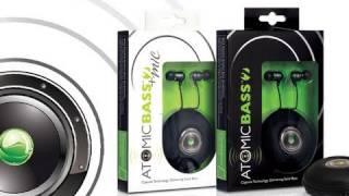 VR306- Radius Atomic Bass Earphones 2