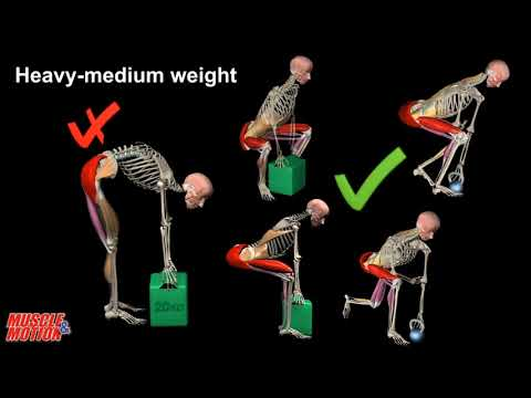 How To Lift Heavy Weight Safely