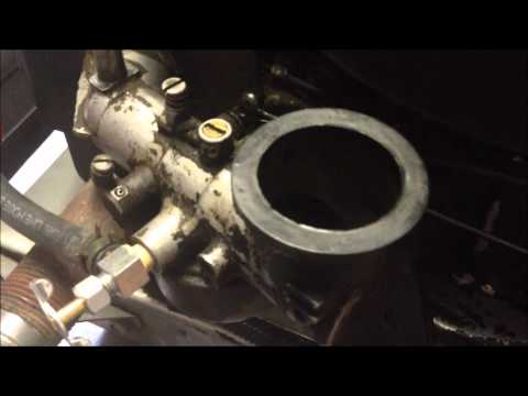 governor problems with briggs 10hp 220707 part 2styoutube