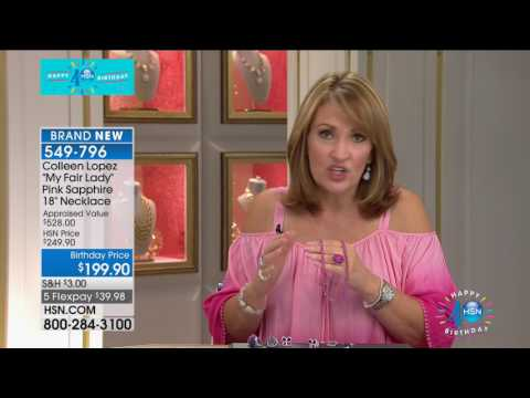 HSN | Colleen Lopez Gemstone Jewelry Celebration . https://pixlypro.com/Mqb8uF6