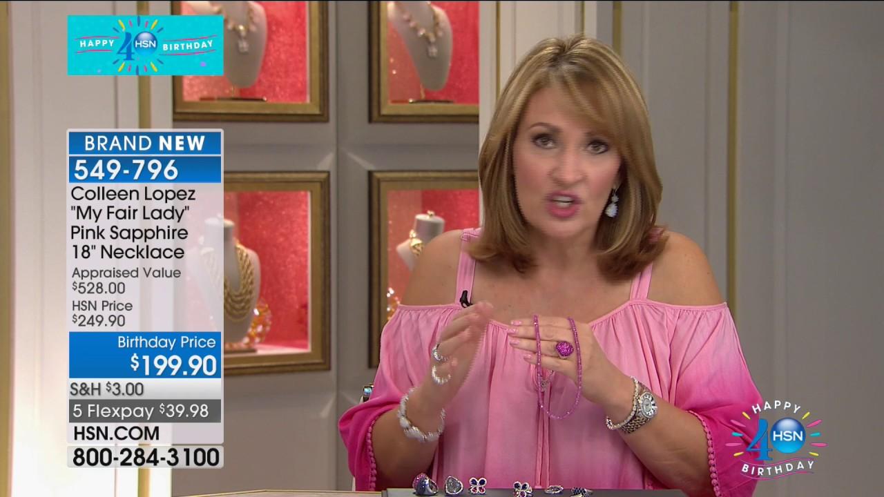 HSN | Colleen Lopez Gemstone Jewelry Celebration 06.30 ...