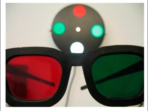 Worth four light Test [ Sub - ENG ] - Binocular Vision part 9