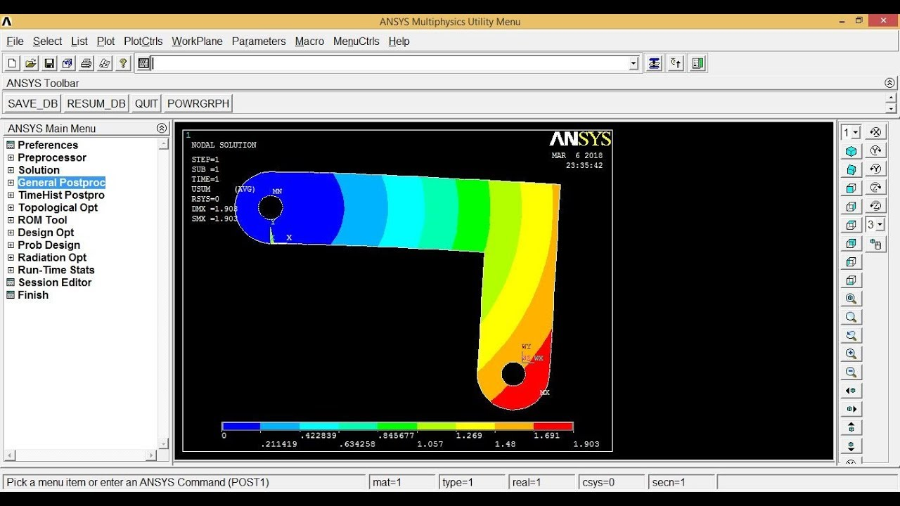 Pdef ansys