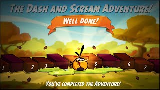 Angry Birds 2: Scream and Dash Adventure