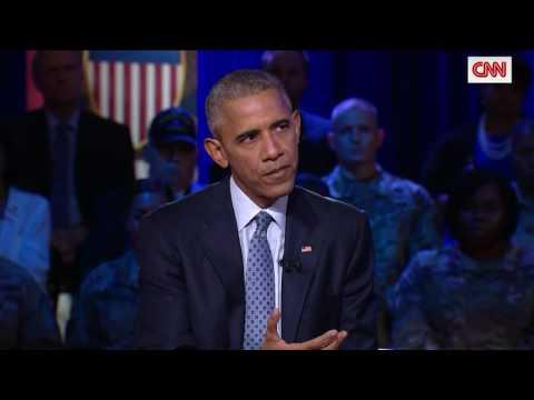 Obama to Syria