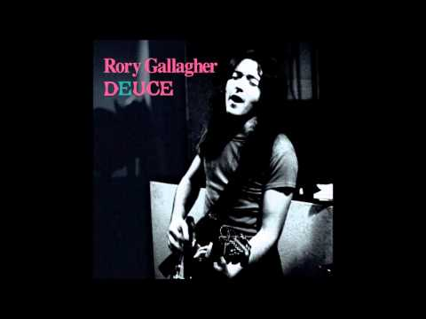 Don't Know Where I'm Going-Rory Gallagher