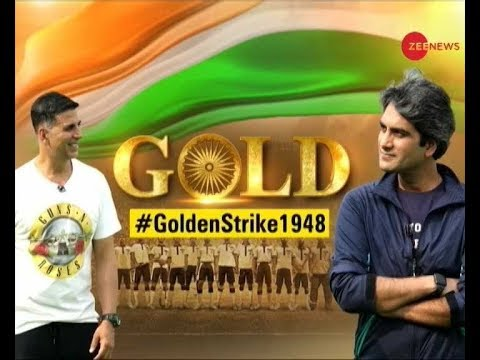 Watch exclusive interview of Bollywood Actor Akshay Kumar with Sudhir Chaudhary