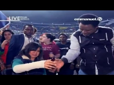 Pastor's Conference With Prophet TB Joshua In Mexico 2015 (Part 1/6). Emmanuel TV