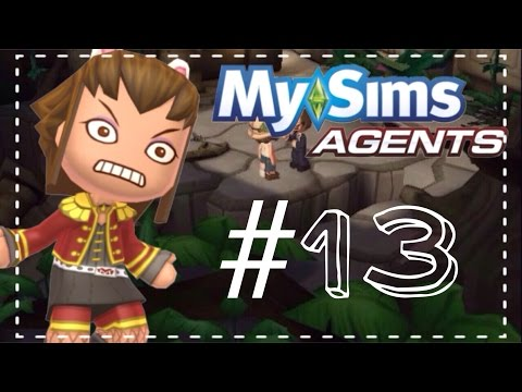 Let's Play MySims Agents - #13 Dirty District Done
