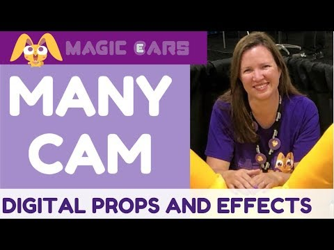 Many Cam In The Magic Ears Classroom