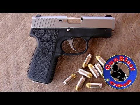 Shooting the Kahr CT380 Compact 380 ACP Semi-Automatic Pistol - Gunblast.com