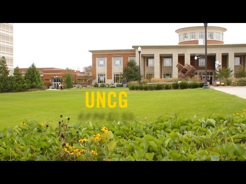 UNC Greensboro Homecoming 2012