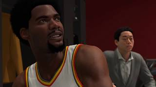 NBA 2K19: The Way Back (All Cutscenes) (Game Movie)