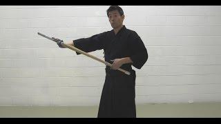 11 Kendo Basics I -  How to Draw the Sword Out- Nuketo