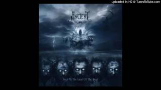"""Ancient- Death Will Die """"Back To The Land Of The Dead"""" (2016)"""