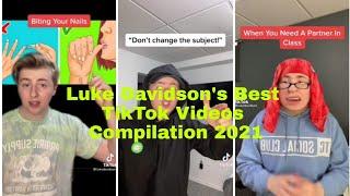 Luke Davidson Best Latest Tiktok Videos Compilation 2021