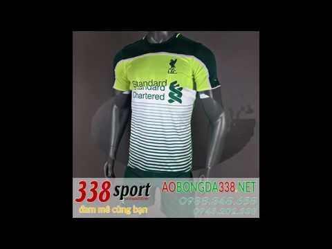 Mẫu Áo Liverpool Mùa Giải 2016 2017   338sport