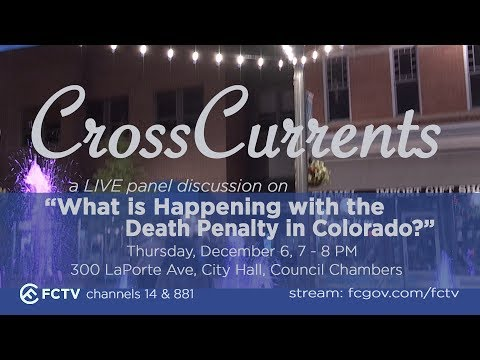 view CrossCurrents - Death Penalty in Colorado video