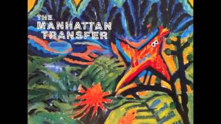 "From ""Brasil"" 1987 Manhattan Transfer Are: Alan Paul, Janis Siegel,..."