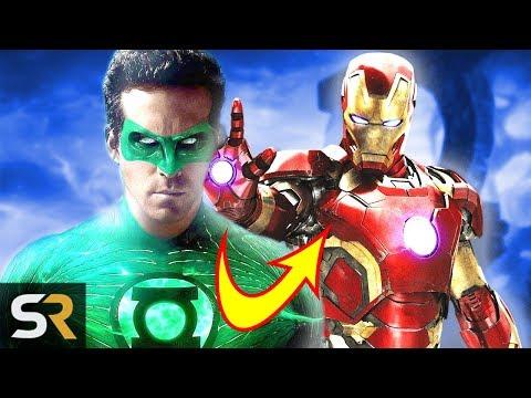 Here's Why Ryan Reynolds' Green Lantern Was A Revolutionary Superhero Movie (Seriously)