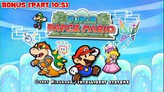 Super Paper Mario - 100% - Timp tries a TAS only trick [Part 10.5]