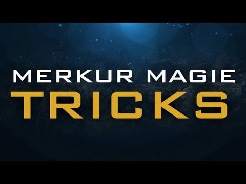 merkur magie tricks