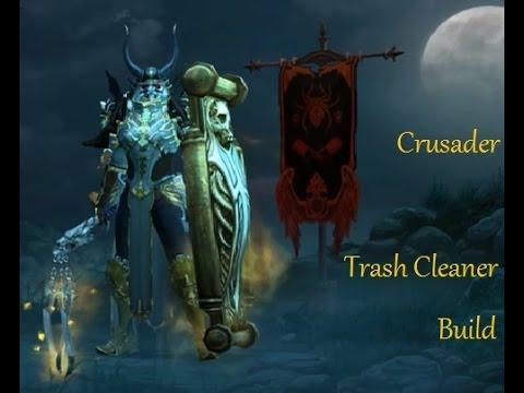 Diablo  Crusader Build Smite