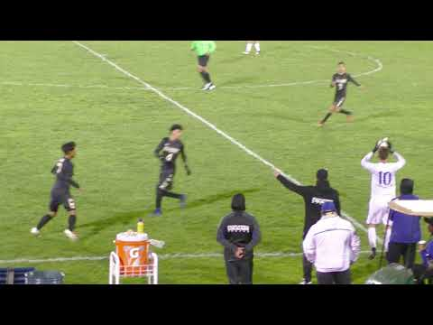 NMHS Boys Varsity NCS Soccer First Round vs Hayward High School    February 14, 2018