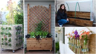 4 Building Project Ideas for Your Garden! 🌿