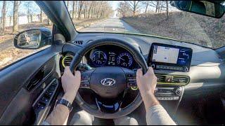 Hyundai Kona 2020 | 4K POV Test Drive #426 Joe Black