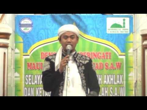 Ki Gareng, Maulid Nabi 2016 Tanah Tinggi-Kota Tangerang#Irmasha part 3