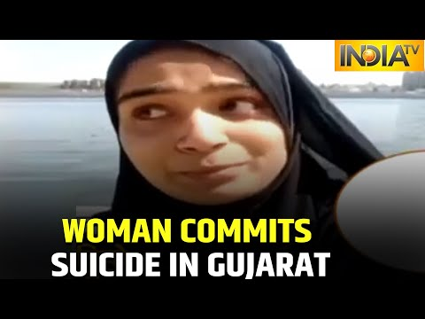Woman Commits Suicide In Gujarat After Husband's Callousness